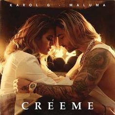 DESCARGAR: Karol G, MALUMA - CREEME (FLAC) (MP3 320KBPS) Gratis Download, Music Download, Pop Internacional, Latino Artists, G Song, Music Search, Karaoke Songs, Thing 1, Perfect Boy