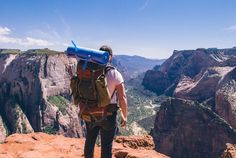 Cheap backpacking gear can still be good quality. Here's how to stock up on affordable, long-term backpacking equipment on a budget. Colorado Backpacking, Backpacking Gear, Hiking Gear, Hiking Trails, Us National Parks, Yosemite National Park, Ultralight Tent, Zion Canyon, Camping Life