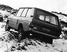 Range Rover Norway - Range Rover Classic