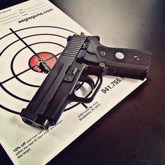 Here is the Sig Sauer P225.  #sigsauer #p225 #9mm @aegistactical #aegistactical #pewpew #gunchannels #becauseguns #tactical @guns_gear_knives @gunsdaily #2nd