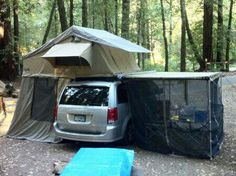 Camper extensible.