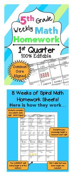 Math homework pay