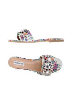 0ec4608a5877 STEVE MADDEN Sandals - Footwear. Rhinestone Sandals FlatsSteve ...