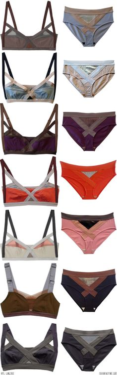 VPL Lingerie, link to the website on this page. Gorgeous and practical lingerie for the cotton pointelle set like me:)