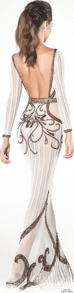 Charbel Zoe Couture S/S 2016 jαɢlαdy