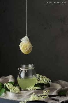 craft marmalade: Sciroppo ai fiori di sambuco
