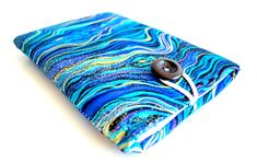 """Thanks for the kind words! ★★★★★ """"Shipped in 2 days from all the way across the country! Beautiful case, so vibrant, and very well made. Quality product and beautiful. I'm stoked about this buy!"""" Nicolette P. http://etsy.me/2ifR6BI #etsy #accessories #case #cellphone #blue #green"""