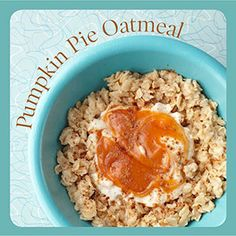 Some great options for coming up with healthy flavour combinations for your oatmeal. There are definitely a few ideas that are bit high in the sugar/anti-food additions but in general the ideas are great!