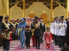 brunei royal family