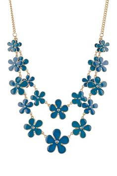 Daisy Chain Necklace by Olivia Welles on @HauteLook $19.97