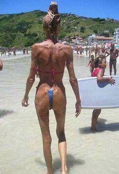 17 people who should avoid swimwear http://ibeebz.com