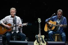 . Eagles live at Joe Louis Arena in Detroit on 7-24-15, photo credit: Ken Settle
