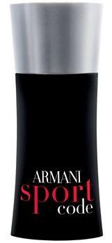 FREE Armani Code Sport Men's Fragrance Sample on http://hunt4freebies.com