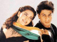 Juhi Chawla and Shahrukh Khan - Phir Bhi Dil Hai Hindustani (2000)