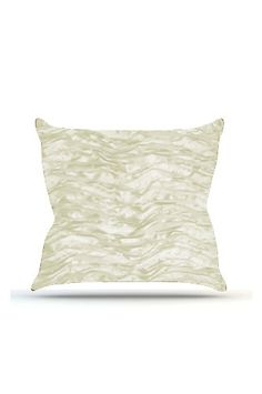 PRP734 Ivory Wave Cloth Posing Pillow Cover