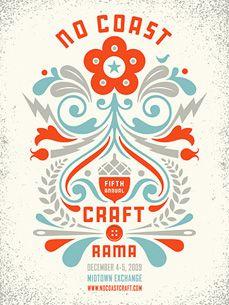 No Coast Craft O Rama: from Veerle's inspiration stream