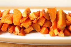 roasted root veggies.