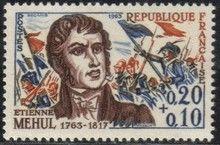 Étienne Méhul (22/06/1763 - 18/10/1817)