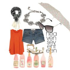 Casual weekender #fqurated #outfit #casual #shorts #summer #love #collage #fashion #style #styling