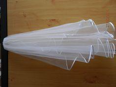 ♥ Schleier ♥  Ansehen: http://www.brautboerse.de/brautkleid-verkaufen/schleier/   #Brautkleider #Hochzeit #Wedding