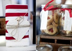 Acclaimed USA wedding photographer Julie Lim perfectly captured KAMERS 2010 when she visited South Africa for a friend's wedding Valentines Day Baby, Valentines Day Desserts, Valentine Heart, Jar Gifts, Food Gifts, Jar Packaging, Linzer Cookies, Love Days, Wedding Arrangements