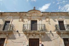 Casa Grande, Palacio de los Serrano en Sotillo de la Ribera
