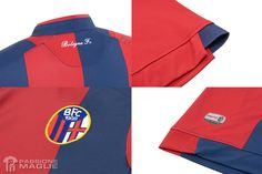 Bologna FC 14-15 Home and Away Kits Released - Footy Headlines