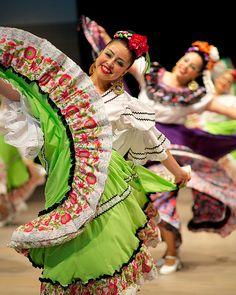 Ballet Folklórico Costa de Oro - Sinaloa