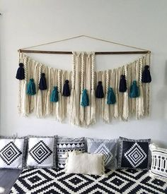 Best 54 Ideas About DIY Yarn Wall Art – Page 23 – Chic Cuties Blog