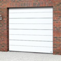 Novoferm ISO20 Large Ribbed Sectional Garage Door