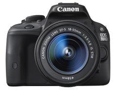 Les meilleurs appareils photo selon les TIPA Awards 2013 : Canon EOS 100D - Meilleur reflex d'entrée de gamme