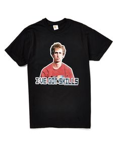 Loving this Black Napoleon Dynamite 'I've Got Skills' Tee - Men on #zulily! #zulilyfinds