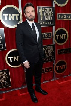 """Before his film """"Argo"""" was honored with the SAG Award for Outstanding Performance by a Cast in a Motion Picture, Affleck was given the """"Modern Master"""" Award at the Santa Barbara International Film Festival on Saturday. Good Will Hunting, Ben Affleck, Saag, I Like Him, Top Blogs, Sag Awards, Global Citizen, Jersey Girl, Anti Wrinkle"""