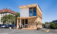 CASAS CONTENEDORES: COMMOD House, una casa modular hecha con contenedores reciclados