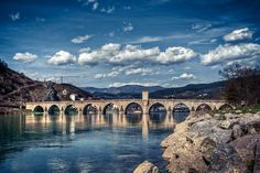 The Bridge on the Drina! (Visegrad, Bosnia and Herzegovina)