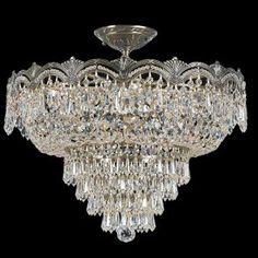 Crystal Extravaganza Chandelier-Large