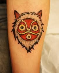 Princess Mononoke inspiration