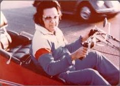 October 5, 1975:  Elvis drives through memphis on a 3 wheel dune buggy motor cycle thing wearing a warm up suit and motorcycle boots