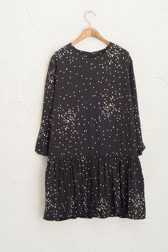 Olive - Spot Print Dress, Black, £69.00 (http://www.oliveclothing.com/p-oliveunique-20150915-055-black-spot-print-dress-black)