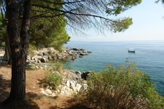 Bay near Nissaki