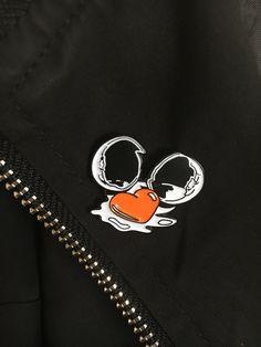 Egg Heart Enamel Pin by ArielHartStore on Etsy