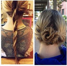 Twisted Fishtails