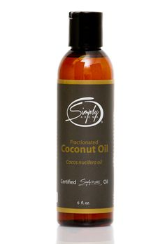 Simply Aroma essential oils are a safe, holistic way to treat a variety of illnesses and to help you live a healthful way of life. Order your supplies here !  http://www.simplyaroma.com/angelstar  Fractionated Coconut Oil (Cocos nucifera oil) 6oz Product # [6003]  Package includes:  (1) Fractionated Coconut Oil (Cocos Nucifera Oil) - 6 oz  Simply Pure Therapeutic Grade
