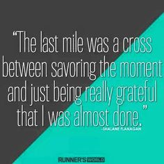 Running Matters The last mile was a cross between savoring the moment and just being really grateful that I was almost done. I Love To Run, Run Like A Girl, Just Run, Girls Be Like, Marathon Motivation, Running Motivation, Monday Motivation, Running Workouts, Running Tips