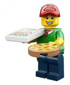 Lego pretzel girl//drindl girl series 11 unopened new factory sealed