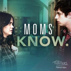 "S4 Ep1 ""Potential Energy"" - The truth is out. #TheFosters"