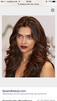 Beautiful the Best Hair Color for Dark Skin tones
