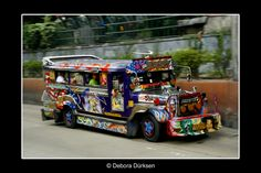 Jeepneys...how much more Filipino could you get...    (via http://skilledtoserve.com/jeepneys-everywhere-and-everyday/)