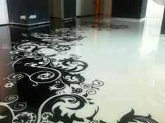 Epoxy Flooring in Dubai | 3d Floors at Low Prices