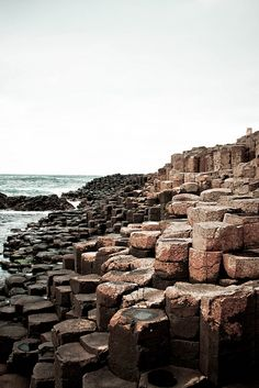 Giant's Causeway, Northern Ireland. Been blessed enough to visit here several times. Gorgeous